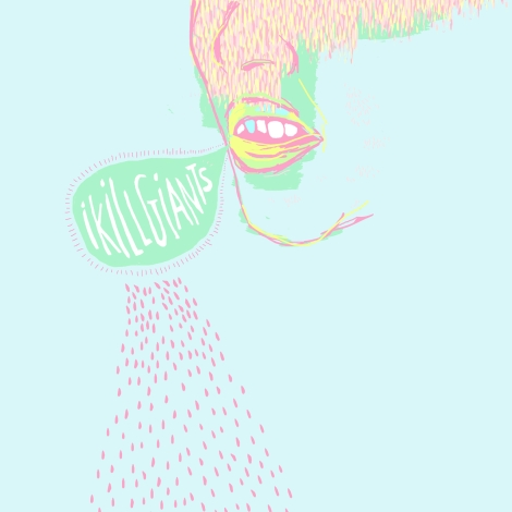 I KILL GIANTS LP